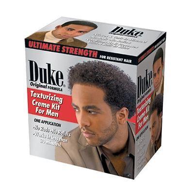 Duke Texturizing Creme Kit for Men Ultimate Strength, 1 Application