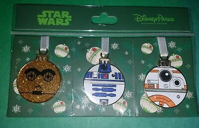 Christmas Ornaments Sale (Disney Pins Star Wars Droid Christmas Ornaments 2017 NEW )