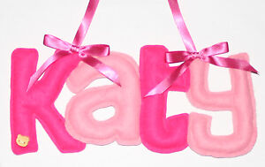 Personalised-Name-Nursery-baby-boy-girl-christening-wall-fabric-letters-Hanging
