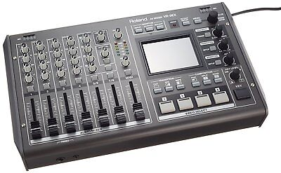 Roland VR-3EX SD/HD A/V Mixer with USB Streaming From Japan EMS Shipping F/S