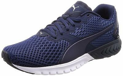 Puma Ignite Duel New Core Running Shoe - Peacoat Blue