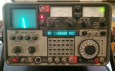 Ifr Fmam 1200s Communications Service Monitor