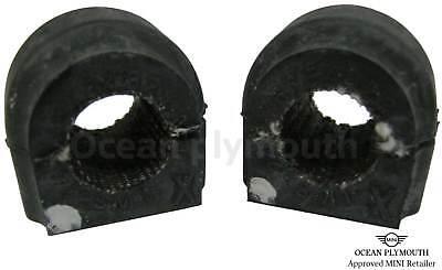 Genuine MINI Rear Anti-Roll Bar / Stabiliser Bushes (Pair) 33556754823