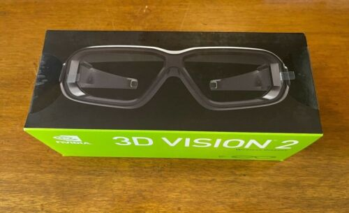 NVIDIA 3D Vision 2 Wireless 3D Glasses
