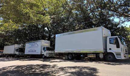 BACKLOAD SUNSHINE BRISBANE GOLD COAST QLD - SYDNEY NSW - FEBUARY