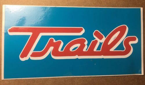 Trails Sticker - $0.75