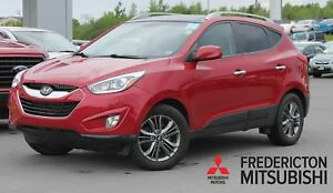 2014 Hyundai Tucson GLS AWD | HEATED LEATHER | SUNROOF