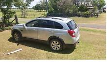 7 Seater Holden Captiva SUV Clarenza Clarence Valley Preview