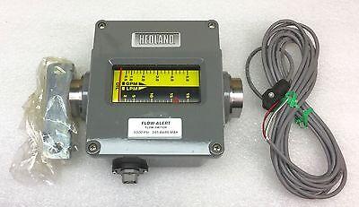 Hedland H701s-005-rs1no Flow-alert Flow Switch 5000 Max Psi New No Box