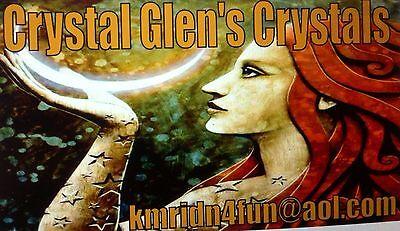 CRYSTAL GLEN'S CRYSTALS