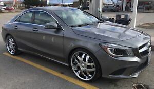 2015 Mercedes CLA 250 Sale or Lease take over