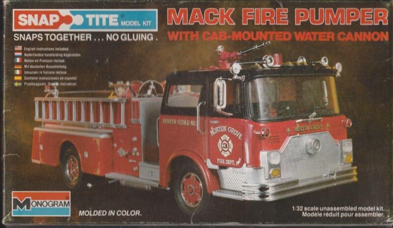 Mack Truck Model Kits : Mack truck model kits ebay