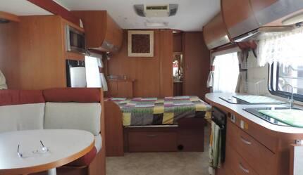 Winnebago (Avida) Motorhome 2011 Corowa Corowa Area Preview