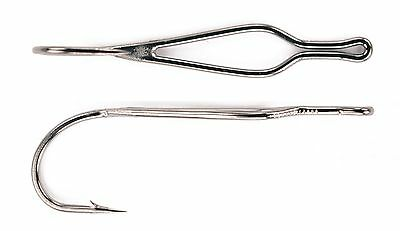 H5ST Draper Flat Bodied Nymph Hook - Size 02 - Partridge Hooks - Qty 10