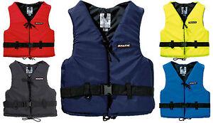 Baltic-Aqua-chaleco-salvavidas-navyblau-50n-rojo-negro-Royal-azul-Lemon-amarillo-S-M-L-XL