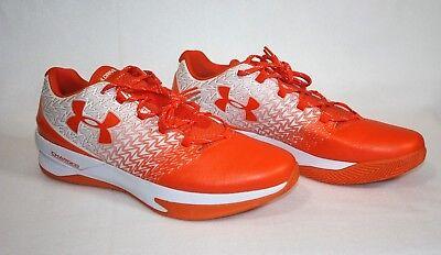 8b96de87e70b Under Armour Clutchfit Drive 3 Mens Basketball Shoes Size 17 Orange  1295351-101