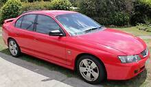 2003 Holden Commodore Sedan SV8 Prospect Vale Meander Valley Preview