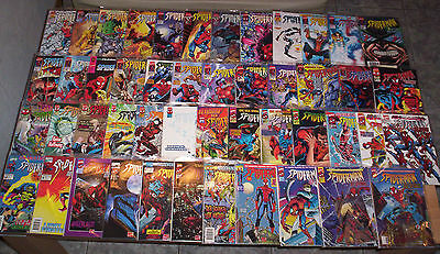 SPIDER-MAN (deutsch) # 1-47+BEILAGEN + VARIANT KOMPLETT - PANINI 1997-2000 -TOP