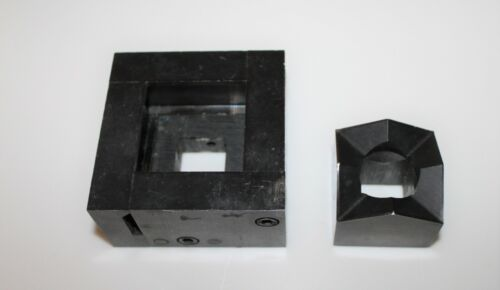 """1.811"""" Square Greenlee Knockout Punch & Die 60021 60020 46mm #665"""