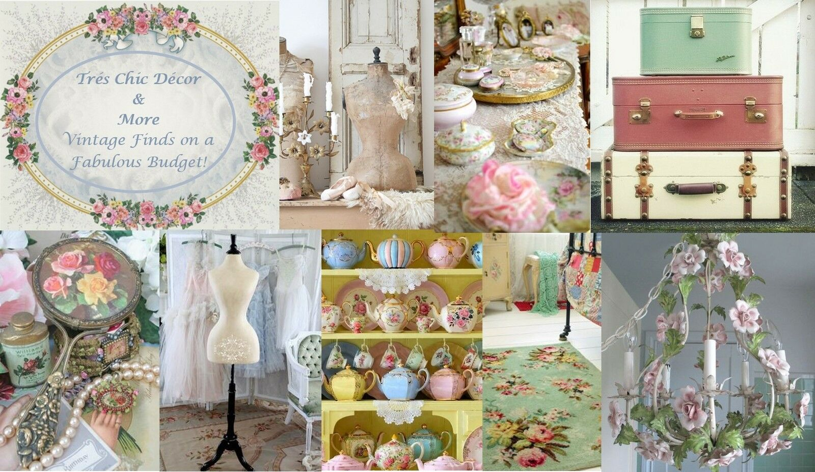 Tres Chic Decor and More