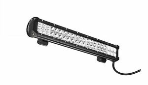 "126w flood spot light bar 20"" inch adjustable bracket hilux Liverpool Liverpool Area Preview"