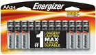 Energizer Rechargeable AA Single Use Batteries