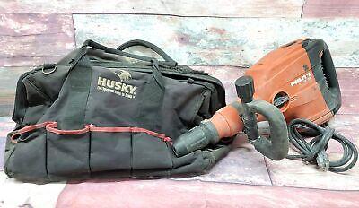 Hilti Te 706 Corded Heavy Duty Demolition Hammer Power Tool Bundle W Bits