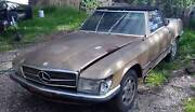 1974 Mercedes-Benz 350SL Coupe Tea Tree Gully Tea Tree Gully Area Preview