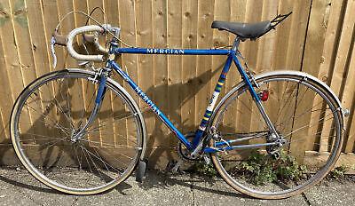 "Vintage Mercian Men's Racing Road Bike - Campionissimo - 22"" Frame 10 Gears"