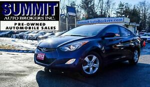 2013 Hyundai Elantra GLS, BLUETOOTH,SUNROOF