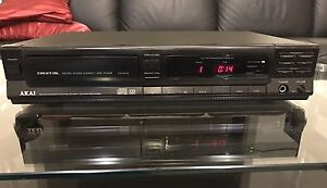Akai CD Player CD-A210 Quality Ex Cond Algester Brisbane South West Preview