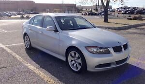BMW 330Xi AWD Loaded. Exc Cond.