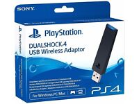 [Selling] Playstation 4 USB Wireless Adaptor (PC/MAC)