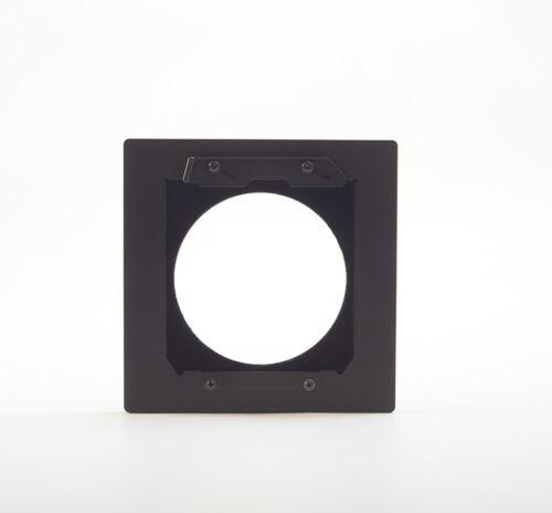 Luland Produced Sinar 140mm to  Linhof 99X96mm Lens  board adapter