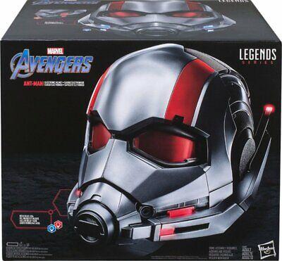 Marvel Legends Series Ant-Man Electronic Helmet - Avengers - LED Lights - UD