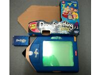 """Family Gaming """"Draw Something"""" electronic Party Gameex condition"""