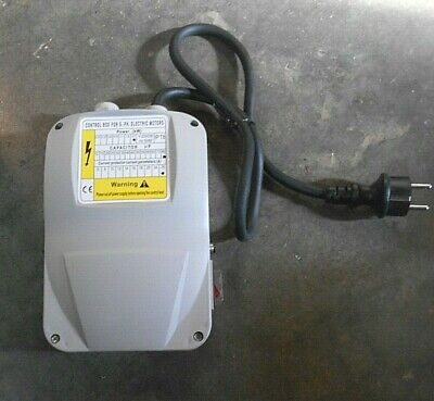 Control Box For Deep Sub Well Submersible Water Pump 160-i2