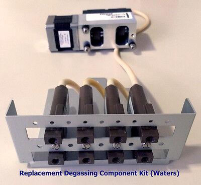 Waters Degasser Kit Hplc Vacuum Pump Chambers New. Alliance Uplc 700001352