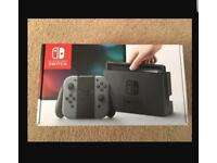 Nintendo Switch Brand New SEALED