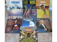 12x L.P.s - Big Band Vinyl