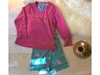 Super Snug Cupcake Pajamas | SIZE 10