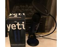 BLUE Yeti Professional USB Microphone With Filter