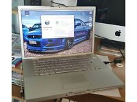 "Apple Macbook Pro Aluminium 15"" For Sale. £200 ONO"