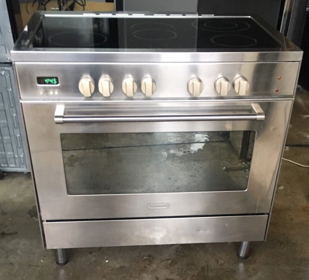 Stoves 90 Cm Electric Range Cooker Used In Ocndition 140 Bargain