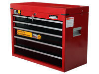 Halfords Professional 9 Drawer Top Chest / Toolbox / Brand New