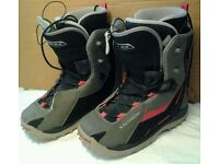 Salomon Symbio Thermic Fit Snowboard Boots Size 12.5