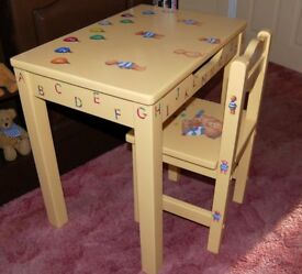 Lovely Childs Desk and Chair