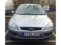 Ford Focus Top of the range model Only 73,000 Miles 6 Speed Manual With 12 Months MOT.