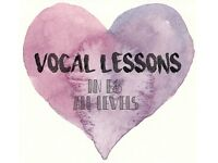 Professional Vocal Lessons in East London