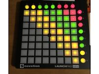 Launch pad mini, Ableton live 9 only used twice